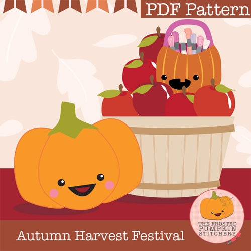 Autumn Harvest Festival - PDF PATTERN DOWNLOAD