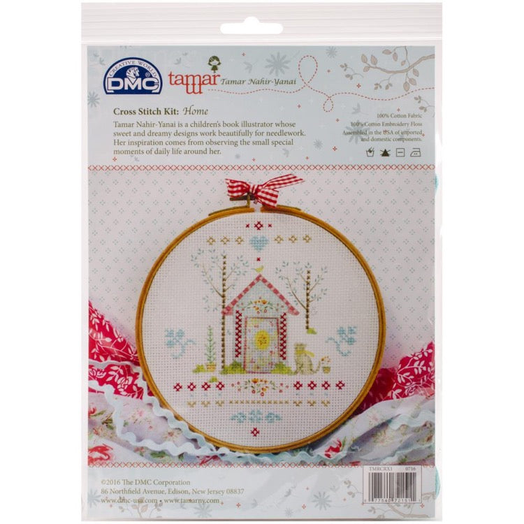Home Cross Stitch Kit