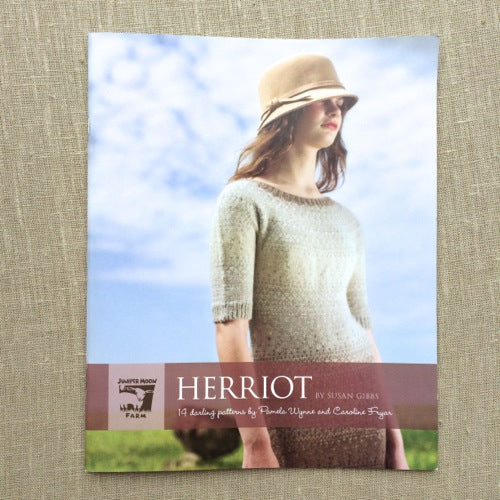 Juniper Moon Farm - Herriot Pattern Book