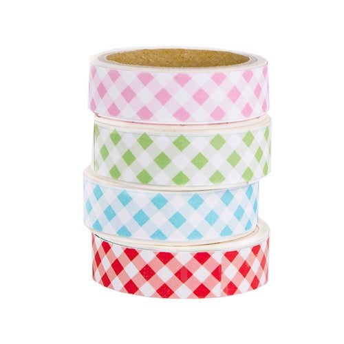 Gingham Washi Tape