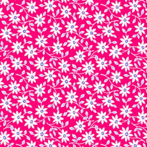 Pam Kitty Garden - Red Simply Daisy