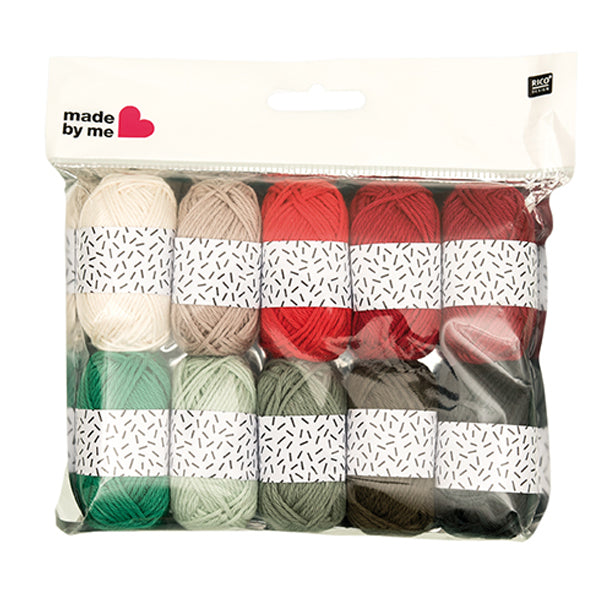 Mini's Yarn Pack - Christmas