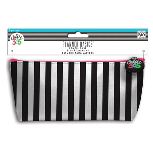 MAMBI Create 365 - Pencil Case - Black & White
