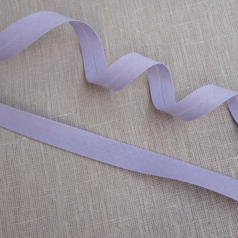 Lilac Bias Binding -18mm