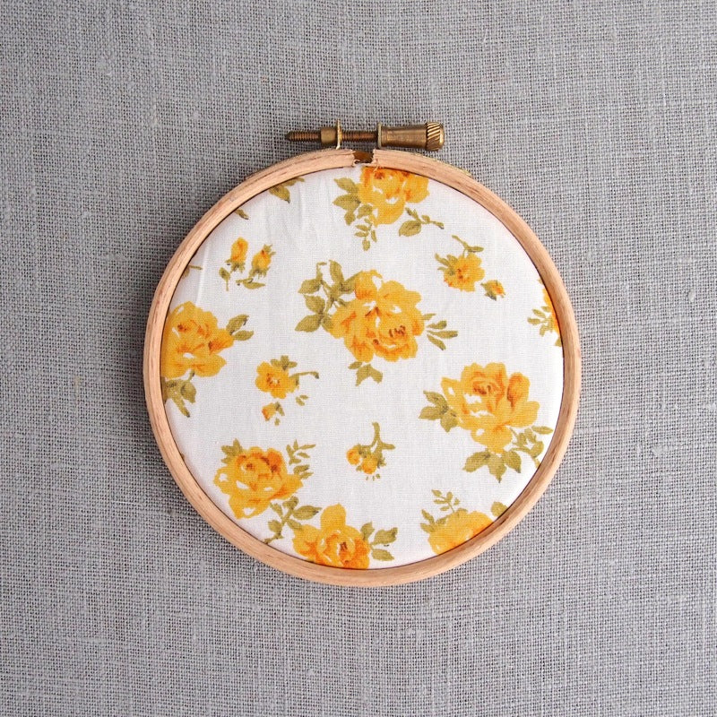 4 inch embroidery hoop