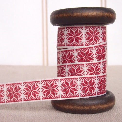 Nordic Flake Ribbon - 15mm