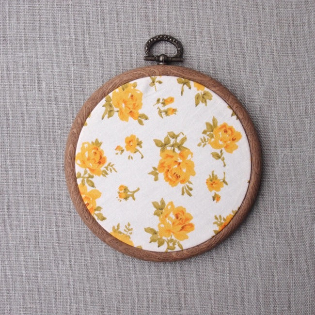 4 inch retro flexi embroidery hoop