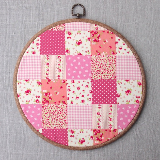 10 inch retro flexi embroidery hoop