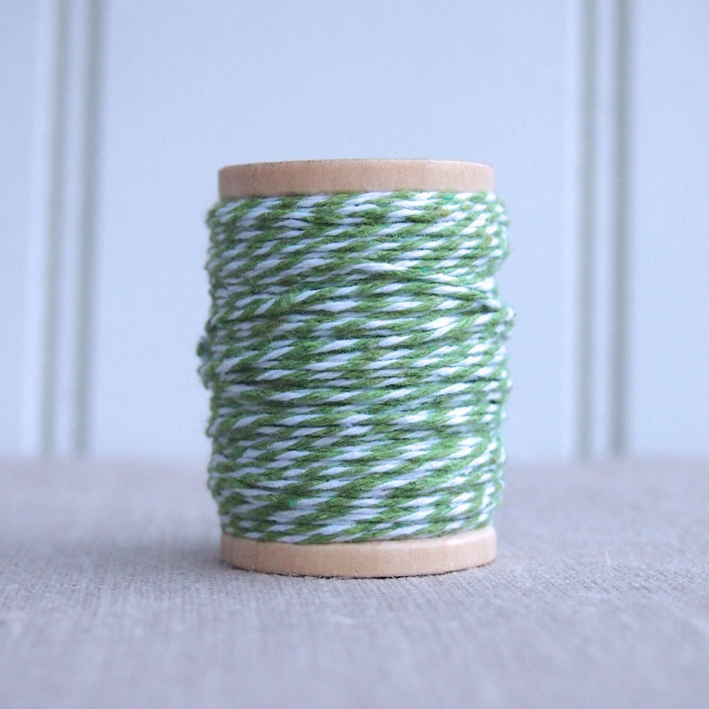 Spool of Bakers Twine - Green