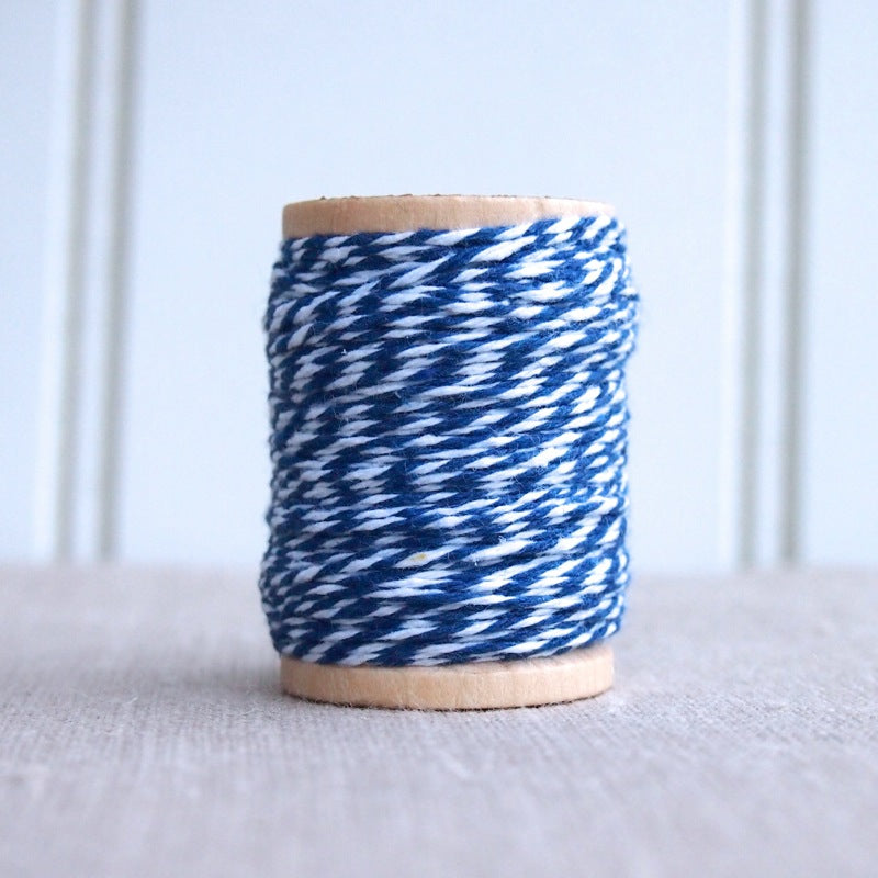 Spool of Bakers Twine - Blue