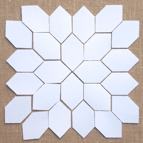 Paper Pieces - Honeycomb 1 inch