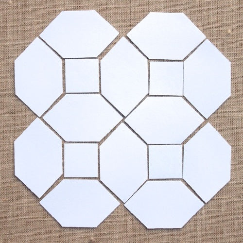 Paper Pieces - Square 1 inch