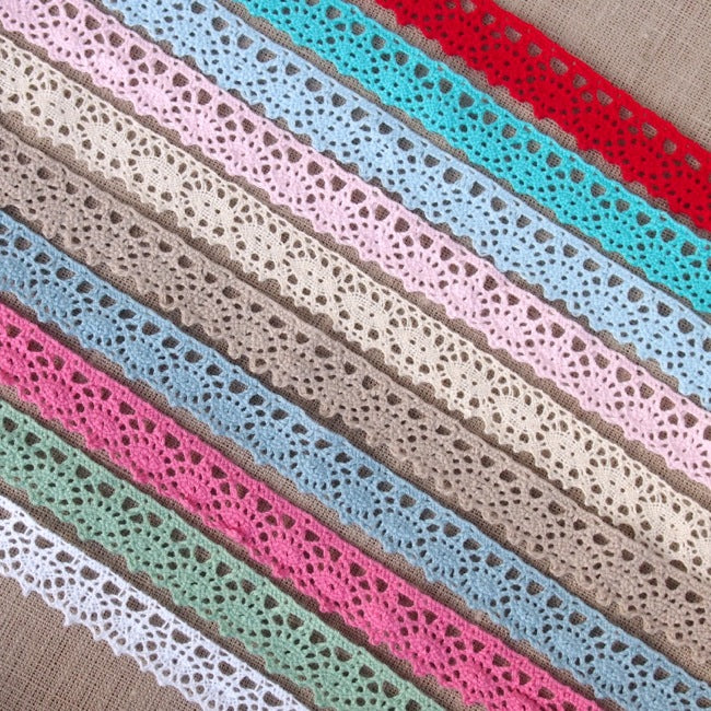 Crochet Lace Trim - 20mm