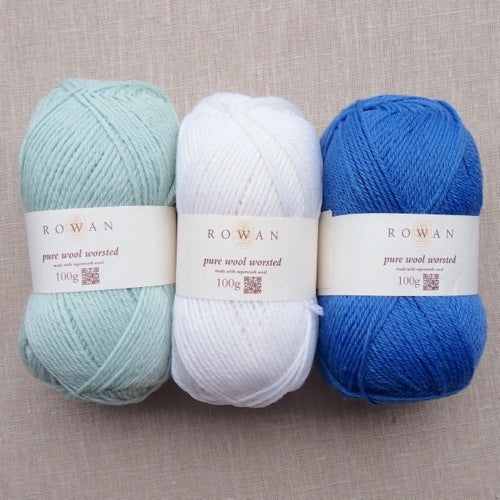 Rowan Pure Wool Worsted Yarn Pack - Save 25%