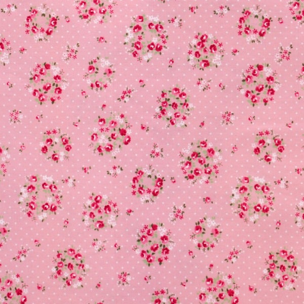 Sevenberry Pink Floral Festoon