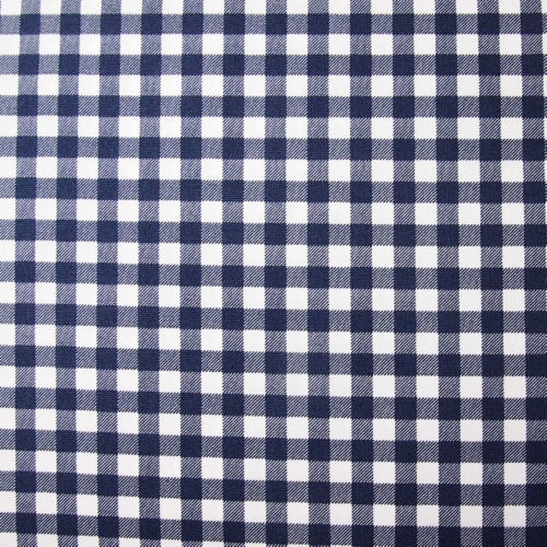 Sevenberry Navy Gingham