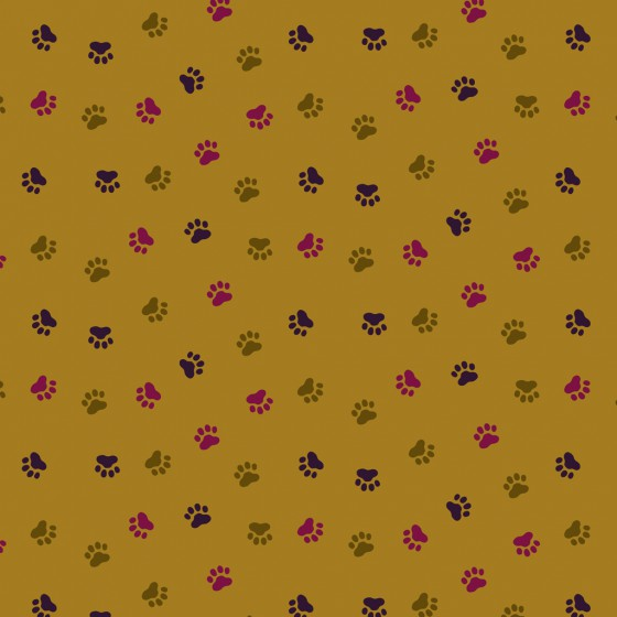 Serengeti - Dashwood Studio -  Olive Paw Prints