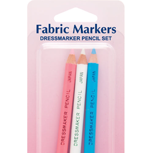 Fabric Markers - Dressmaker Pencil Set