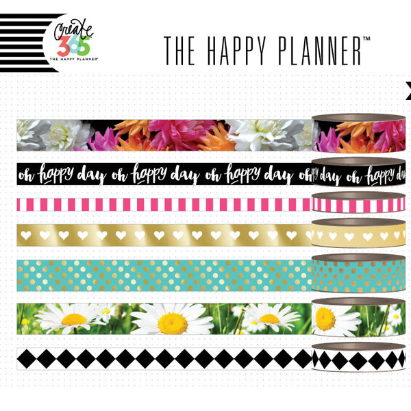 MAMBI Create 365 - Washi Tapes - Picture Quote