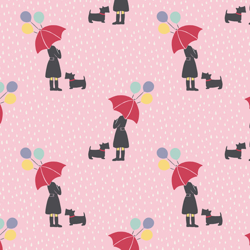 April Showers - Lewis & Irene - April Showers - Pink