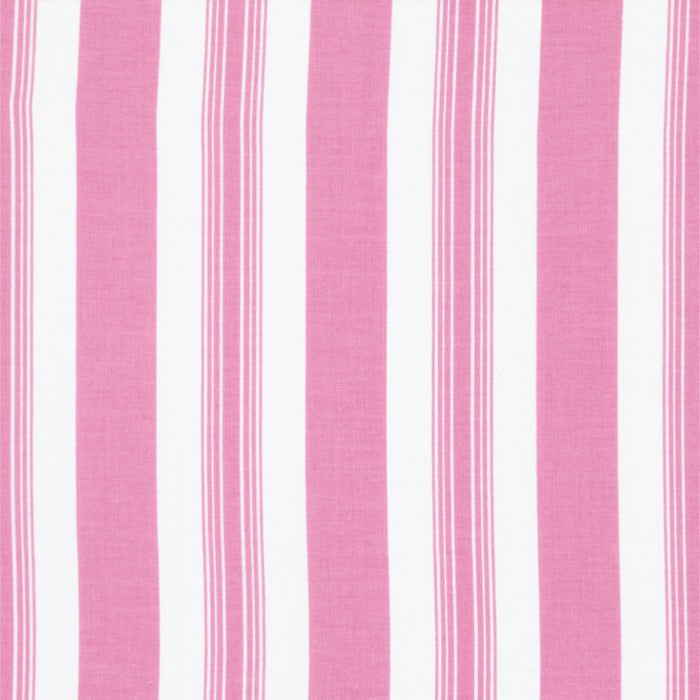 Sunshine Rose - Pink Stripe