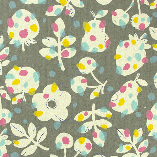 Sevenberry Fruit Pop Linen - Grey