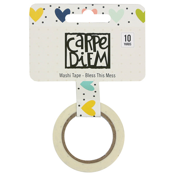 Carpe Diem - Washi Tape - Bless This Mess