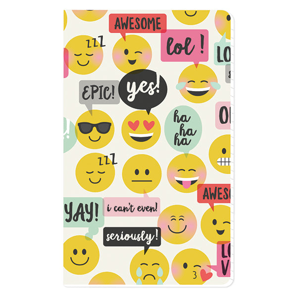 Carpe Diem Emoji Love - Doc It Journal