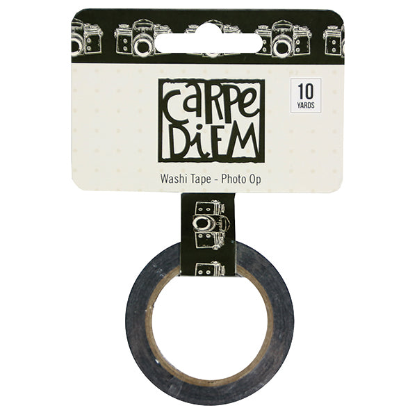 Carpe Diem - Washi Tape - Photo Op