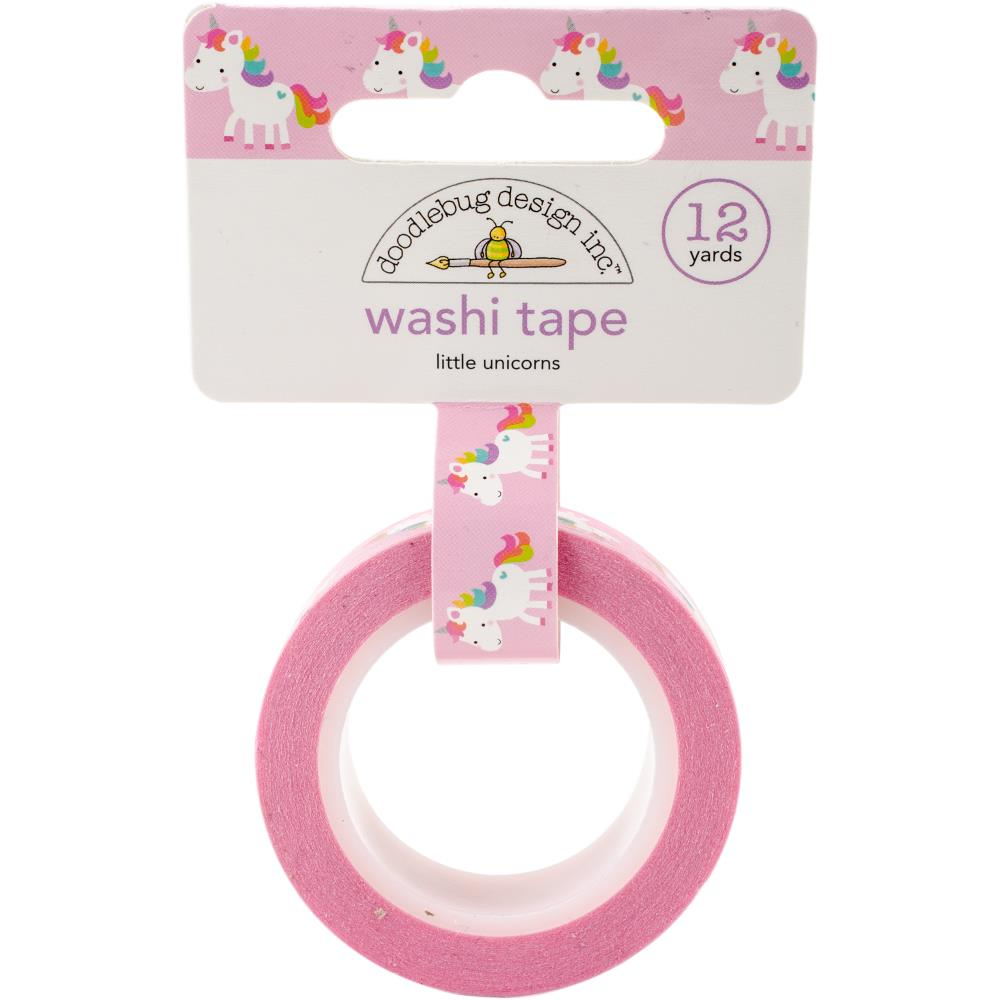 Doodlebug Designs Washi Tape - Unicorns