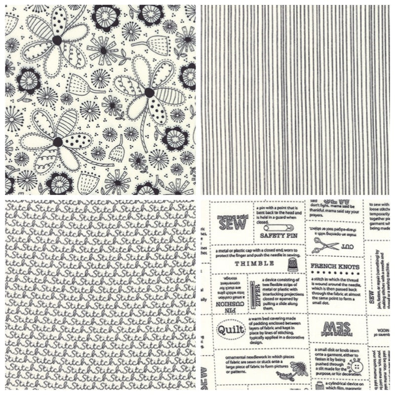 Sweetwater Volume II Low Volume Fabric Bundle - Save 10%