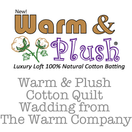 Warm & Plush Cotton Quilt Wadding
