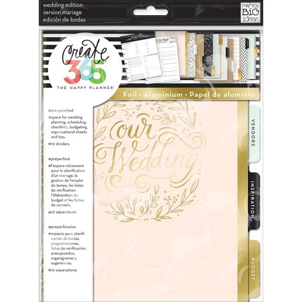 MAMBI Create 365 - Wedding Extension Pages