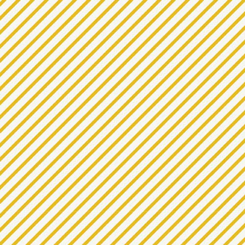 Riley Blake Yellow Stripe on White