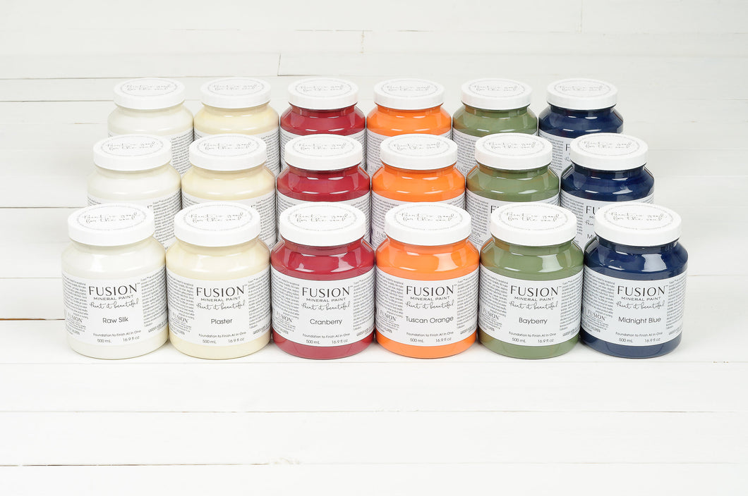 Fusion Mineral Paint - Everyday Collection