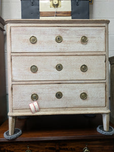 Gustavian Commode