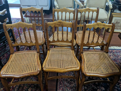 6 Chair Set