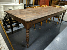 Load image into Gallery viewer, 8ft Farm Table