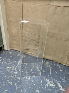 Transparent Side Table