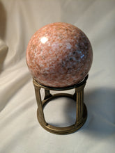 Load image into Gallery viewer, Pink Stone Sculpture (large)