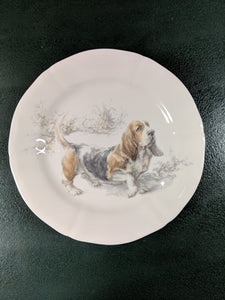 Set of 6 Sologne Plates