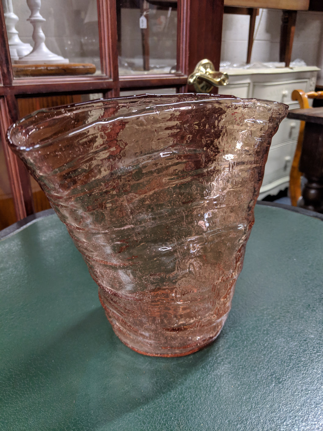 Consolidated Glass - Catalonian Vase
