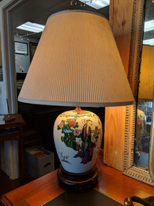 Vintage Ginger Jar Lamp