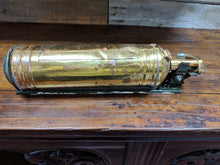 Load image into Gallery viewer, Antique Brass Fire Extinguisher