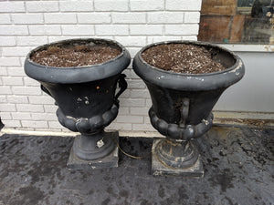 Pair Large Planter