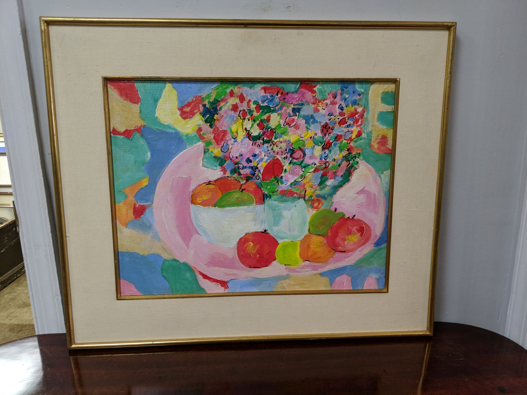 Painting - Colorful Fruit