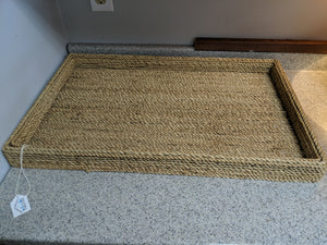 Large Woven Tray