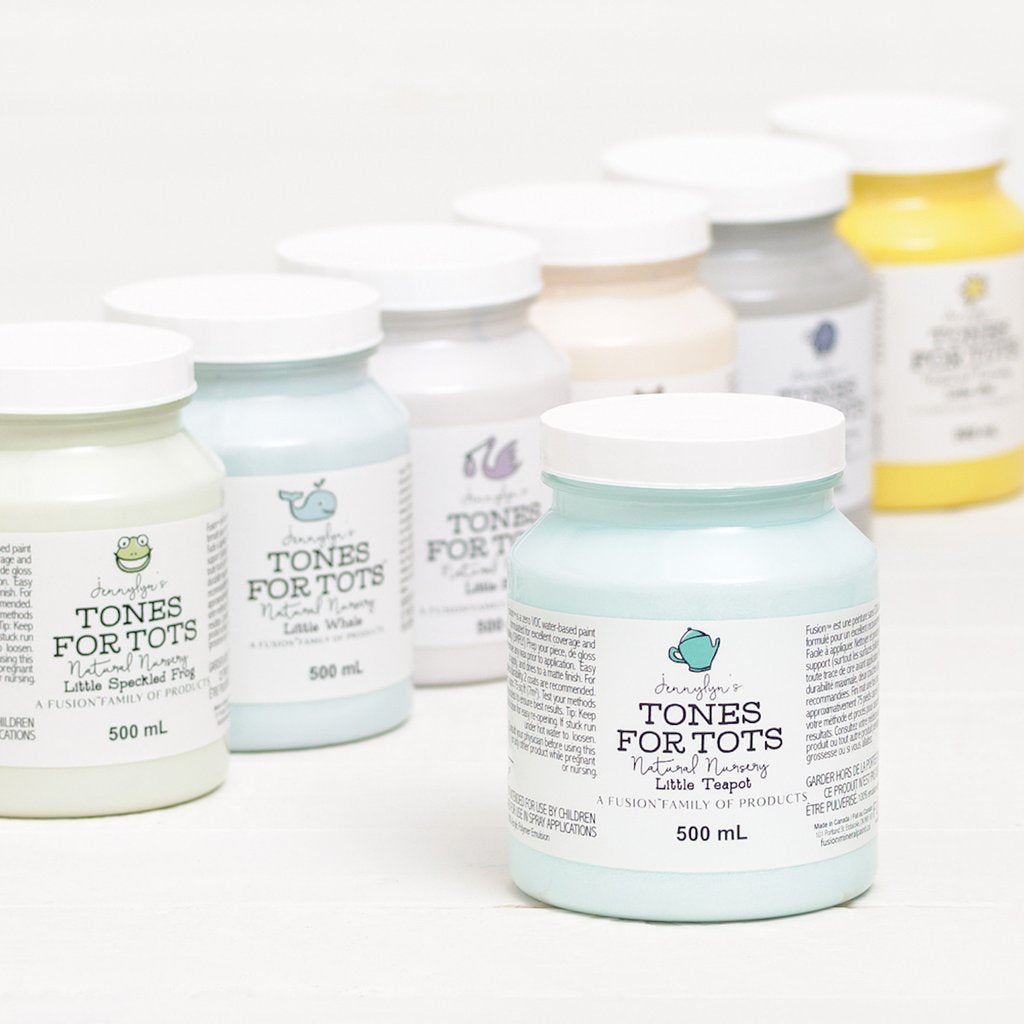 Fusion Mineral Paint - Tones For Tots