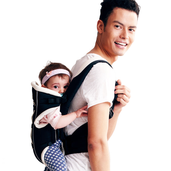 Bebamour Brand Backpack 3 in 1 Functional Baby Carrier Backpack