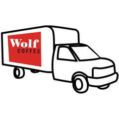 wolf wholesale delivery van
